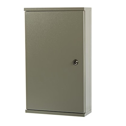 Ящик коттеджный с DIN-рейкой Мэк 520x310x120 мм металлический