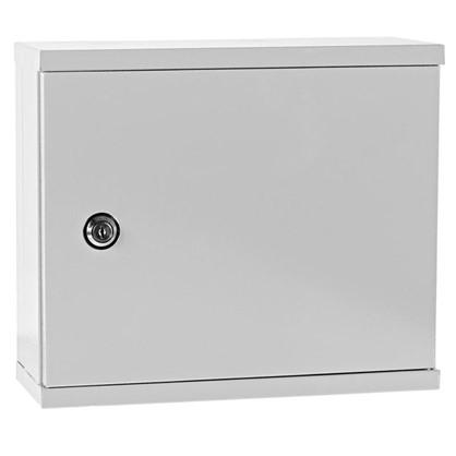 Ящик квартирный с DIN-рейкой Мэк 265x310x120 мм металлический