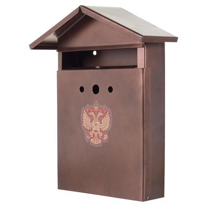 Ящик почтовый Домик-Элит с замком
