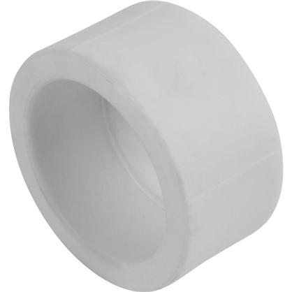 Заглушка 40 мм полипропилен