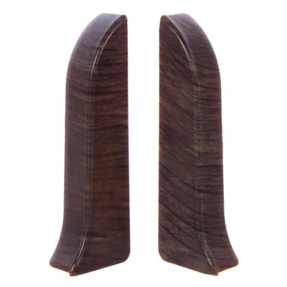 Заглушка для плинтуса левая и правая Artens Новара 65 мм 2 шт.