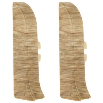 Заглушка для плинтуса левая и правая Artens Палермо 65 мм 2 шт.