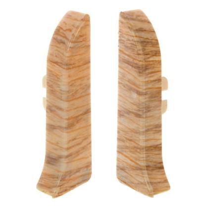 Заглушка для плинтуса левая и правая Artens Терна 65 мм 2 шт.