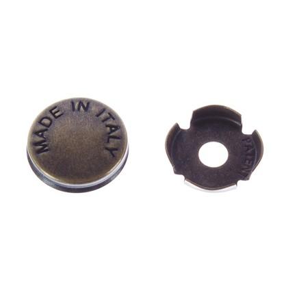 Заглушка для винта цвет состаренная бронза 4 шт.