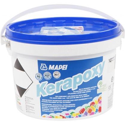 Эпоксидная затирка Kerapoxy 143 цвет терракотовый 2 кг