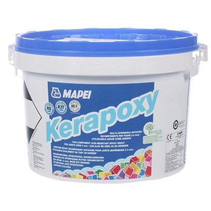 Эпоксидная затирка Kerapoxy N.132 цвет бежевый 2 кг