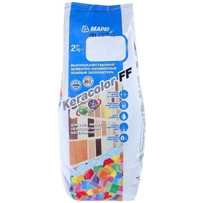 Затирка Keracolor FF цвет нефрит 2 кг