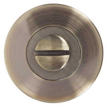 Завертка сантехническая ASS-WC ANTIC BRONZE цвет античная бронза