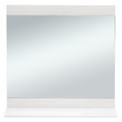 Зеркало к мебели с полочкой Адель 80