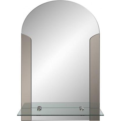 Зеркало Лайм с полкой 39 см