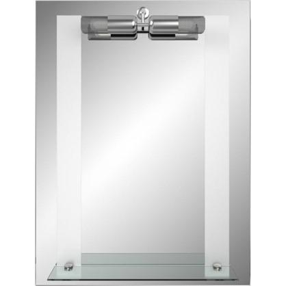 Зеркало Марсель с полкой 55 см
