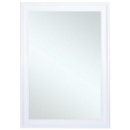 Зеркало настенное Классика 50х70 см цвет белый