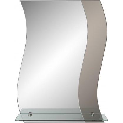 Зеркало Ниагара с полкой 52 см