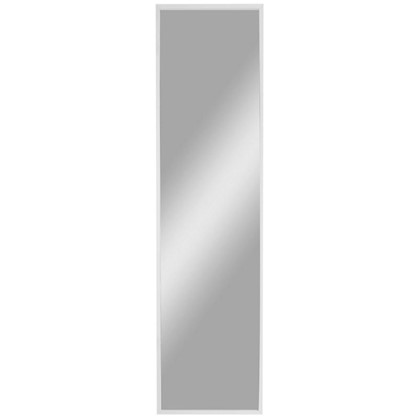 Зеркало в раме Inspire 120х30 см цвет белый