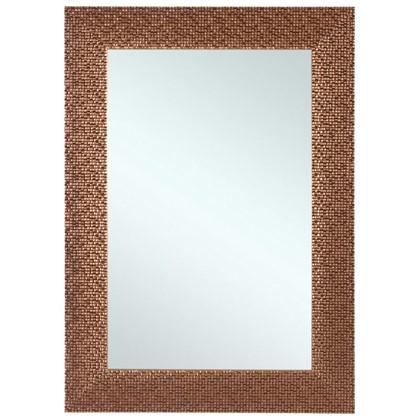 Зеркало в раме Мозаика 50х70 см цвет бронзовый