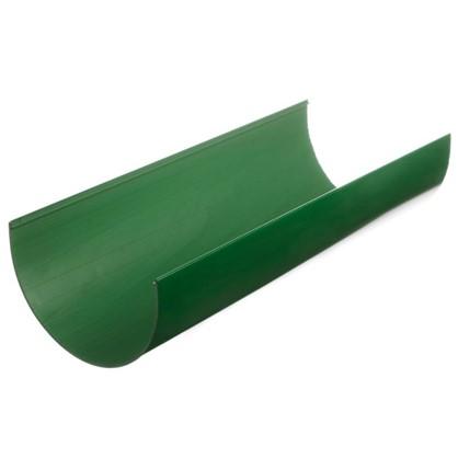 Желоб водосточный Dacha 120 мм 2 м цвет зелёный