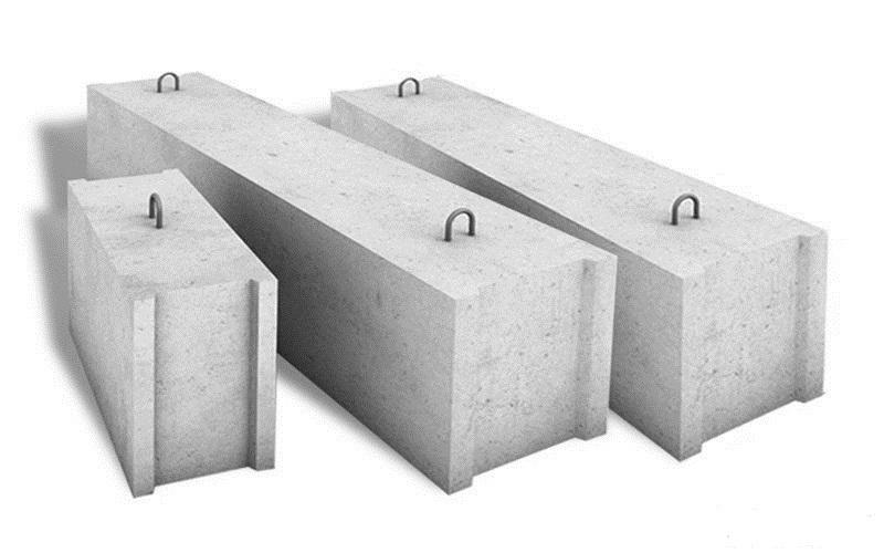 Блок фундаментный ФБС-12-5-6т