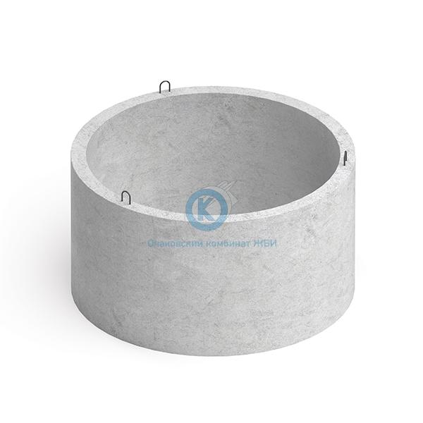 Кольцо бетонное для колодца К-10-10