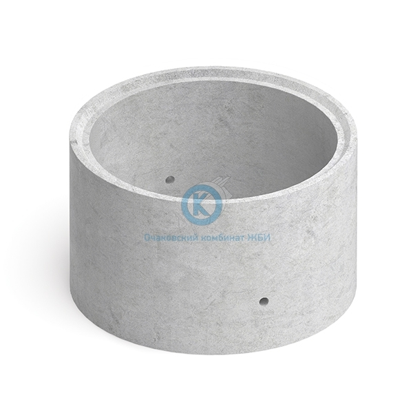 Кольцо бетонное для колодца К-10-6ч