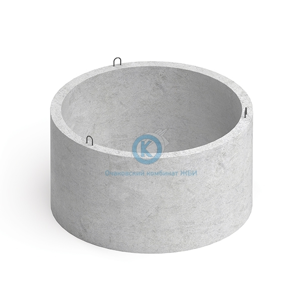 Кольцо бетонное для колодца К-15-10