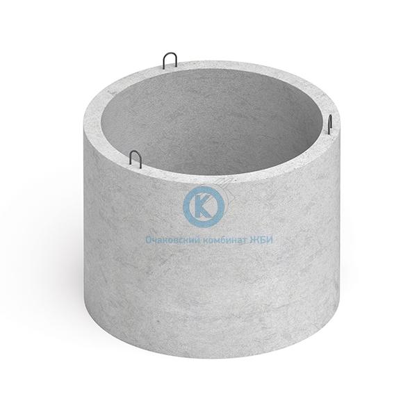 Кольцо бетонное для колодца с днищем КЦД-15-10