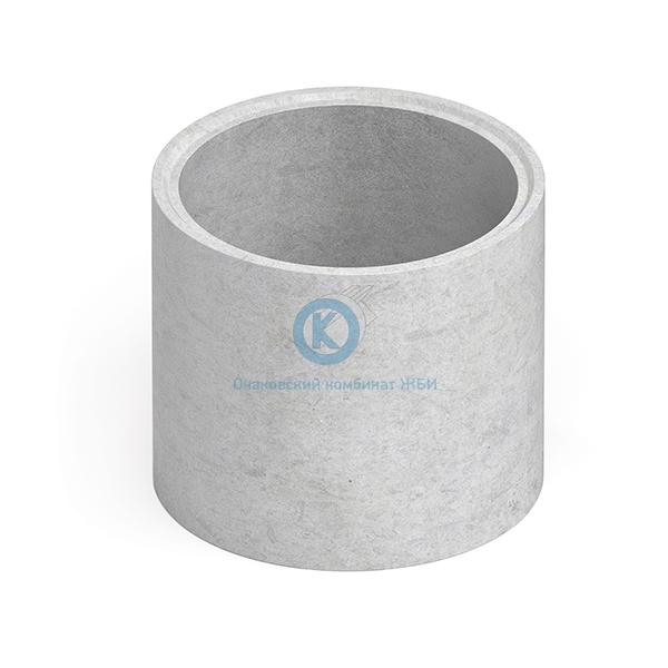 Кольцо бетонное для колодца с днищем КЦД-15-9ч