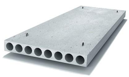 Плиты перекрытий многопустотные П 63-12-12,5 АтV-1