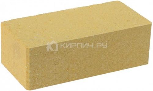 Кирпич полуторный М-250 желтый гладкий в