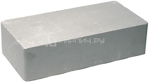 Кирпич одинарный пустотелый М-250 серый гладкий