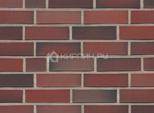 Кирпич клинкерный Feldhaus Klinker Lava azur liso K364NF гладкий 240х115х71