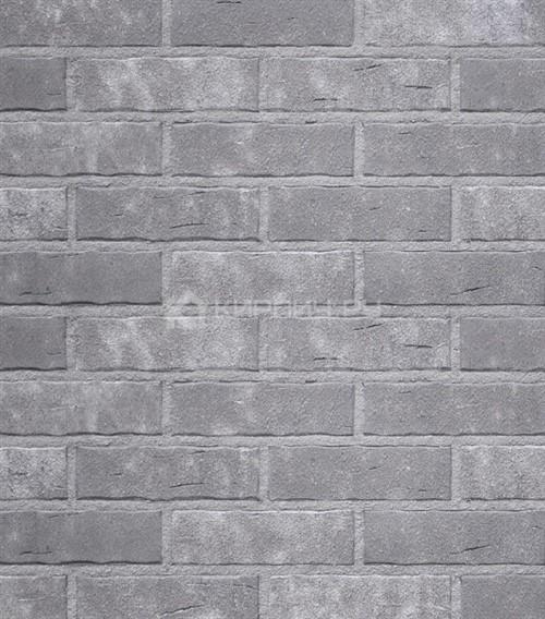 Кирпич для фасада Roben Aarhus weißgrau NF рельефная 240х115х71
