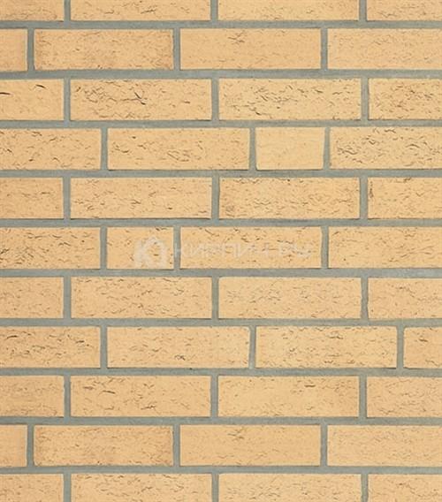 Кирпич для фасада Roben Ravello sand-weiss NF рельефный 240х115х71