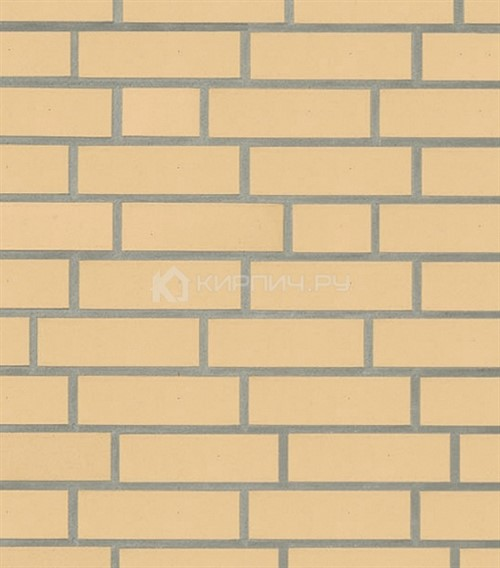 Кирпич для фасада Roben Sorrento sand-weiß NF гладкий 240х115х71