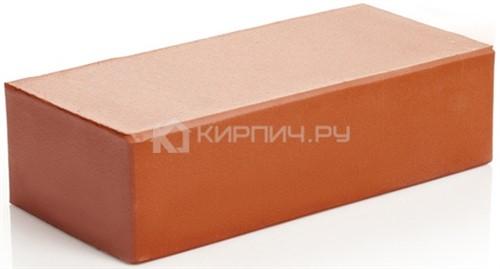 Кирпич красный полнотелый гладкий 250х120х65 М-300