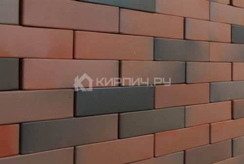 Кирпич для фасада Аренберг одинарный гладкий М-150 КС-Керамик