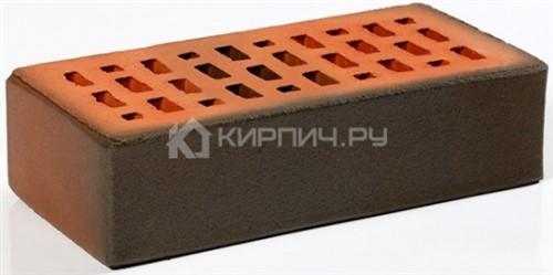 Кирпич одинарный баварская кладка темный гладкий М-200 Пятый Элемент