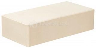 Кирпич облицовочный белый гладкий полнотелый М-250 СтОскол