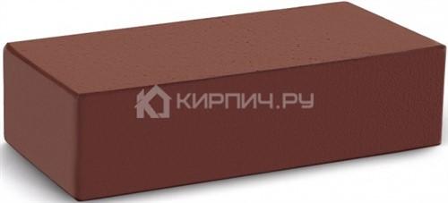 Кирпич одинарный гляссе гладкий полнотелый М-300 КС-Керамик
