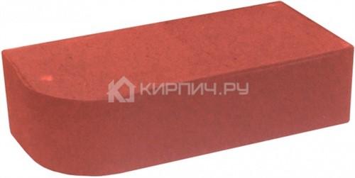 Кирпич для фасада гляссе одинарный гладкий полнотелый R60 М-300 КС-Керамик