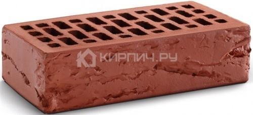Кирпич  М-150 гляссе одинарный кора дерева КС-Керамик