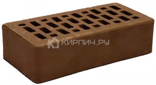 Кирпич одинарный какао гладкий М-150 Терекс в