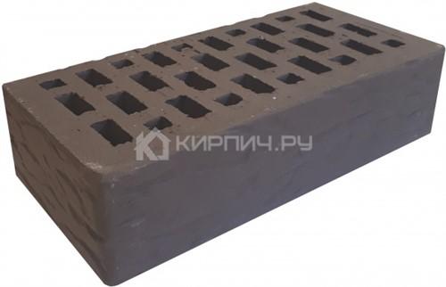Кирпич  М-150 какао одинарный рустик Терекс