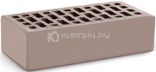 Кирпич для фасада камелот темный шоколад одинарный гладкий М-150 КС-Керамик