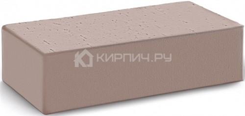 Кирпич для фасада камелот темный шоколад одинарный гладкий полнотелый М-300 КС-Керамик