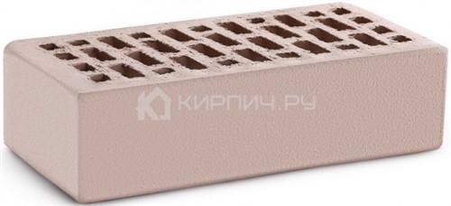 Кирпич  М-150 камелот терракот одинарный гладкий КС-Керамик в