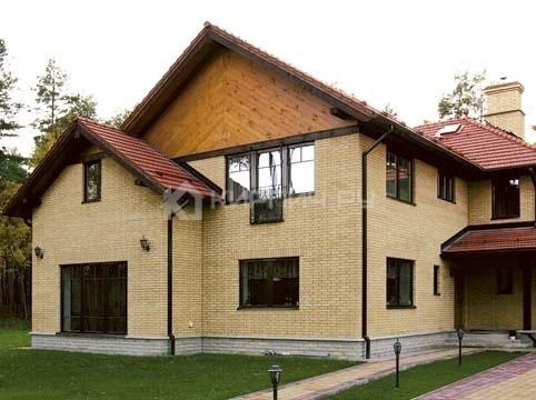 Кирпич для фасада керамический Terca (Wienerberger) SAFARI шероховатый щелевой 250х85х65