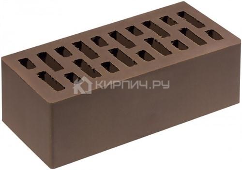 Кирпич для фасада корица полуторный гладкий М-200 Липецк