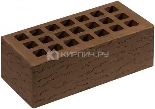 Кирпич СЗЛК (Саранск) коричневый полуторный кора дуба М-150