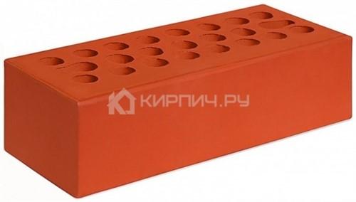 Кирпич  М-150 красный евро гладкий Керма