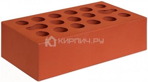 Кирпич Керма красный одинарный гладкий М-150